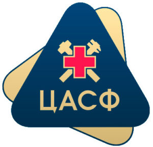 "Логотип АО ""ЦАСФ"""