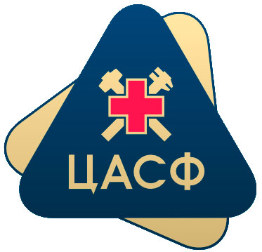 Фирменный логотип АО «ЦАСФ»