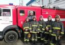 Невинномысская аварийно-спасательная служба отличилась при тушении пожара