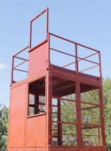 Тренажер для спасателей и пожарных «КУБ-1»