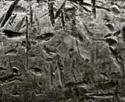 Царапины на поверхности баллона