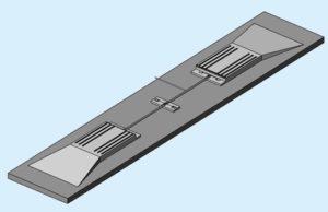 Компоновка на имеющееся бетонное основание