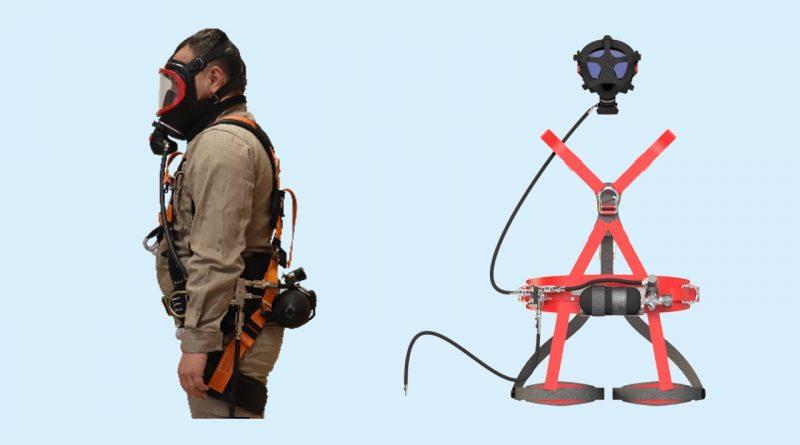 ШДА — шланговый дыхательный аппарат, история создания