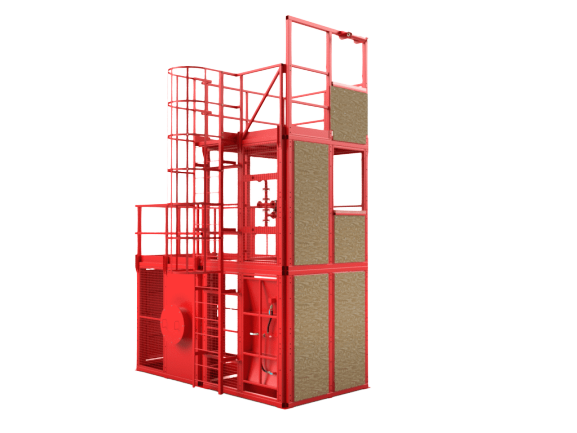 """Учебно-тренировочный комплекс для спасателей """"Куб-3"""""""
