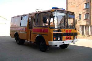 Автомобиль АГСО-1