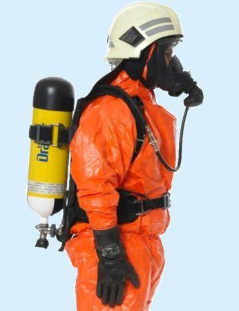 Дыхательный аппарат Дрегер PSS 4000