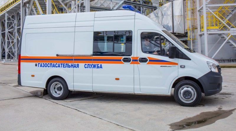 Газоспасательный автомобиль на базе Газель НЭКСТ